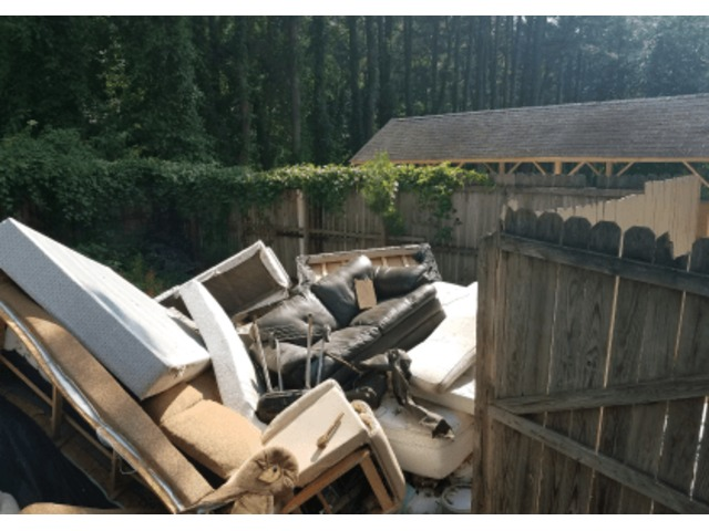 Bulk Trash Pick Up in Garner for Residential Property | free-classifieds-usa.com