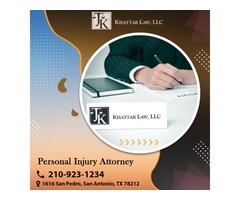 Personal Injury Attorney Kerrville TX