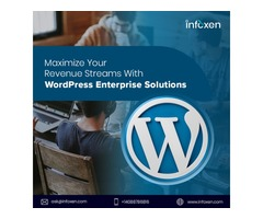 Wordpress CMS Development Company- Infoxen