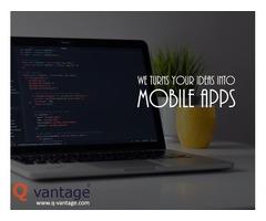 Mobile app development, e-commerce website design services