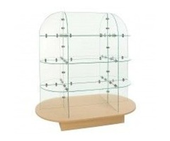 Tempered Glass Shelving: Ideal to Place High-End Items in Retail Stores