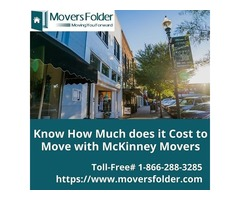 Find the Cheapest Way to Move with McKinney Movers