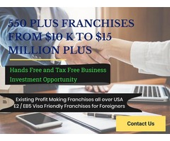 Franchise Consultant USA | Get Started with Best Franchise Business