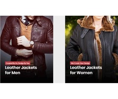 Jackets on fashion (the name you trust for shopping)