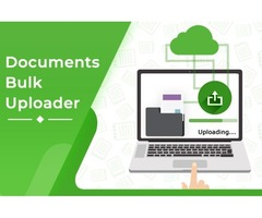 Bulk upload allows SuiteCRM users to upload multiple doc