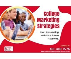 Best College Marketing Strategies