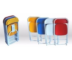 Wholesale Discount Factory Prices for Plastic Folding Chairs