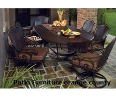Lawn Furniture Santa Ana