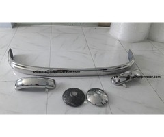 Ford FK-1000 Bus  Stainless Steel Bumper