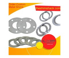 Buy Custom Shims from the Best Shims Manufacturers