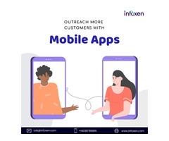 Android development company- Infoxen