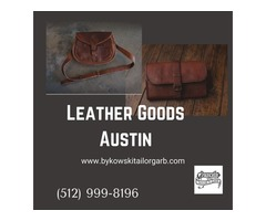 Top Class Handcrafted Leather Goods