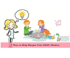 7 Ways to Help Sharpen Your Child's Memory