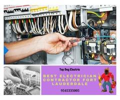 Best Electrician Contractor Fort Lauderdale