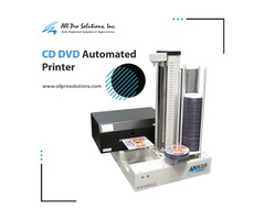 Apollo Series PC-Connected, Automated CD DVD BD Printers