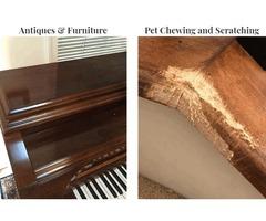Wood furniture repair Danville CA