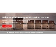 Heating and Air service in Lexington SC