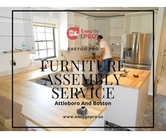 How To Hire A Professional Furniture Assembly Service Attleboro And Boston?