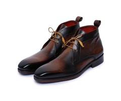 Get the Best Mens lace up Boots from Lethato