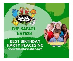 Family Entertainment Center, Children's Fitness Center |The Safari Nation