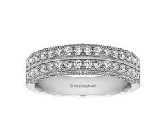 Wedding Ring - SKU: WR446-F