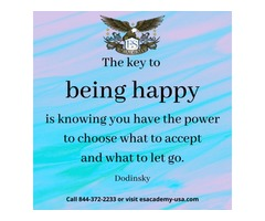 The Key to Being Happy – Certified Nurse Aide Class