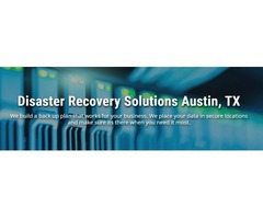 IT Disaster and Data Recovery Services Austin TX
