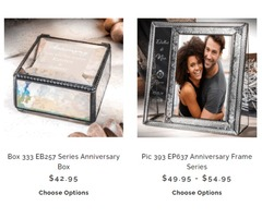 The Right Place To Source Anniversary Gifts