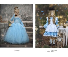 Halloween Costumes for Girls - Miabellebaby