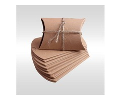 Attract the Customer with Cardboard Tuck in Pillow Serum boxes