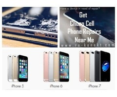 Get Highly Reliable and Cheap Phone Repairs near me