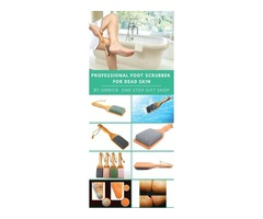 Professional Foot Scrubber Brush For Dead Skin
