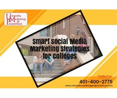 Best Social Media Strategy for Colleges