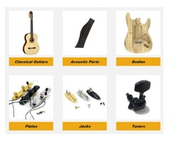 Guitar and Parts with Guaranteed Quality – XYBGUITARS