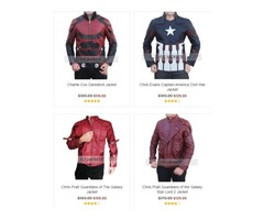 Winter Leather Jackets Men