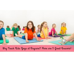 Why Teach Kids Yoga at Daycare? Here are 3 Great Reasons! - The Academy of Living Literacy