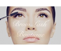 Individual Faux Mink and Russian Volume Eyelash Extension - Brow & Lash Boutique