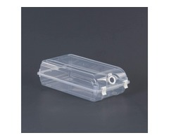 Clear Shoe Box - Under-bed Storage Container with Lid - For Shoes / Home /
