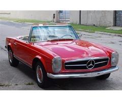 1966 Mercedes-Benz SL