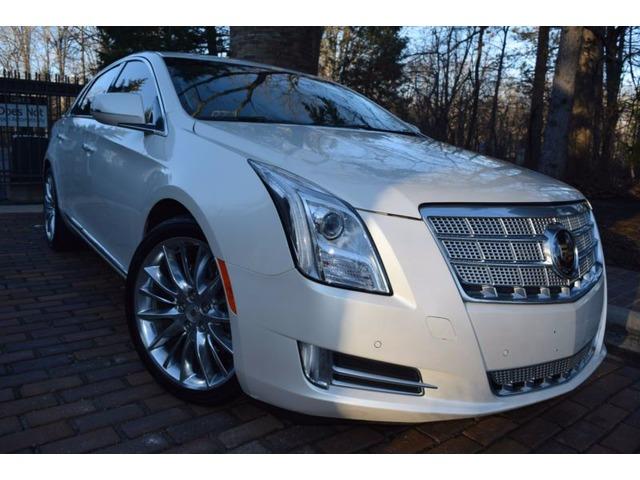2014 Cadillac Xts Awd Platinum Edition Cars Kaktovik