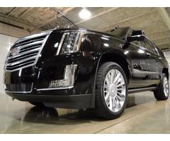 2015 Cadillac Escalade 4WD Platinum $57800