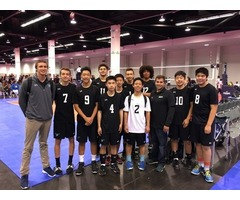 Skilled Volleyball Club in Orange County