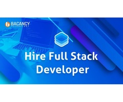Hire Full Stack Developer or a team | Starting from $22