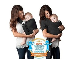 4 in 1 Baby Wrap Carrier and Ring Sling