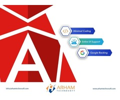 AngularJS Web Development Services At ArhamTechnosoft