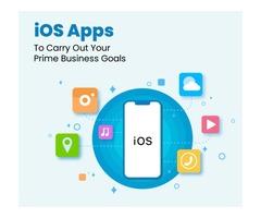 iOS App Development Services- Infoxen