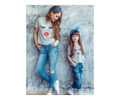 Mommy & Me Shirts - Miabellebaby