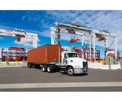 Trucking Drayage Containers Service in NJ