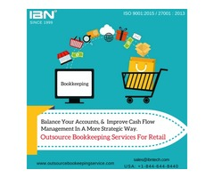Bookkeeping & accounting services for retails
