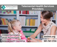 Telemental Health Services and Providers at AlphaOmegaClinic